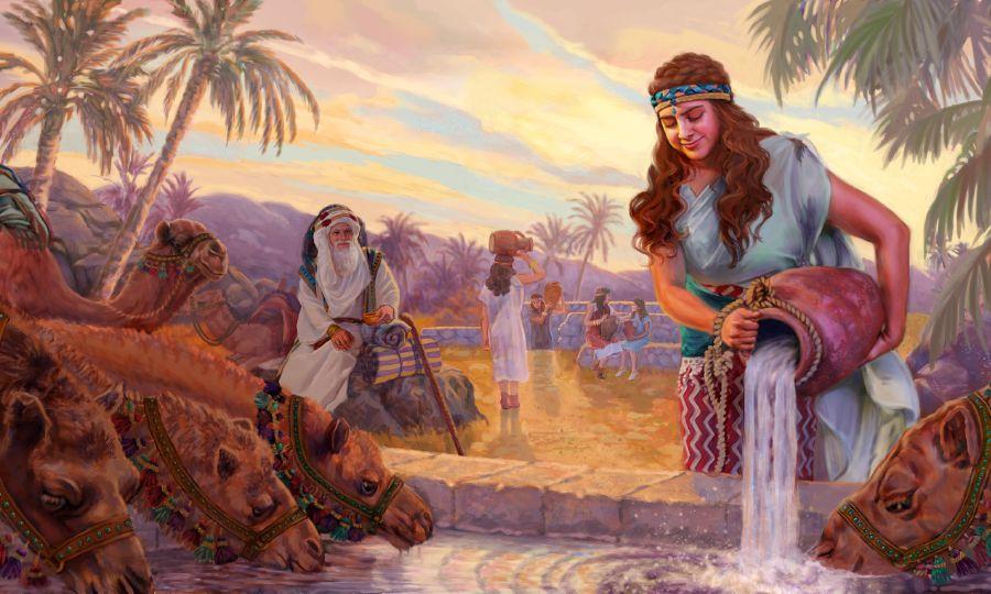 BÀI 1. TIẾP ĐÃI KHÁCH LẠ (HV)