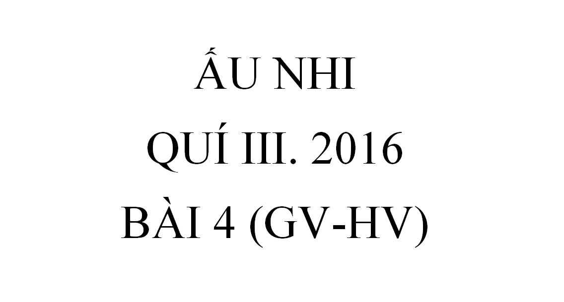 BÀI 4.Ê-LI-SA-BÉT VÀ MA-RI CA NGỢI CHÚA CỨU THẾ (GV-HV)