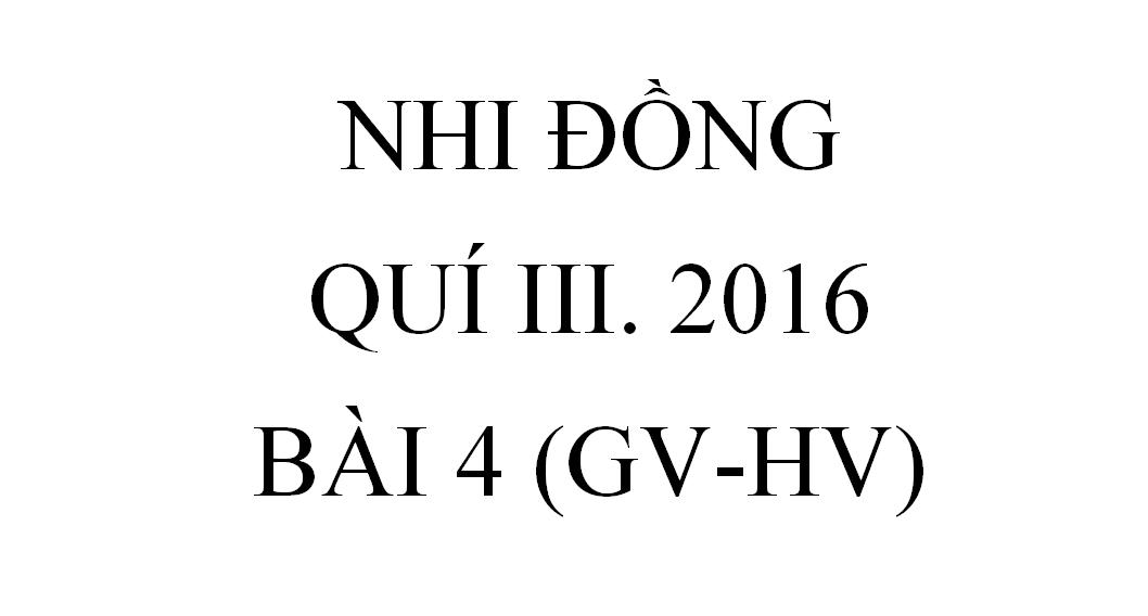 BÀI 4.NHẠC SĨ CUNG ĐÌNH (GV-HV)
